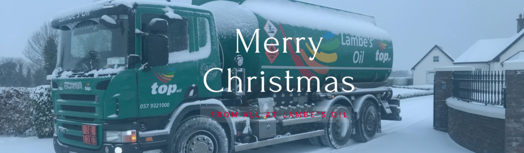 Merry Christmas from Lambes Oil