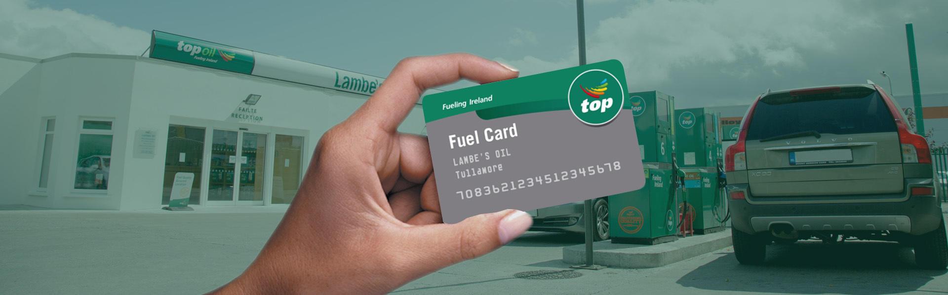 Lambes Oil Fuel Card