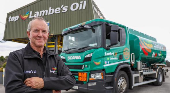 Lambes Oil Driver Ger Smyth