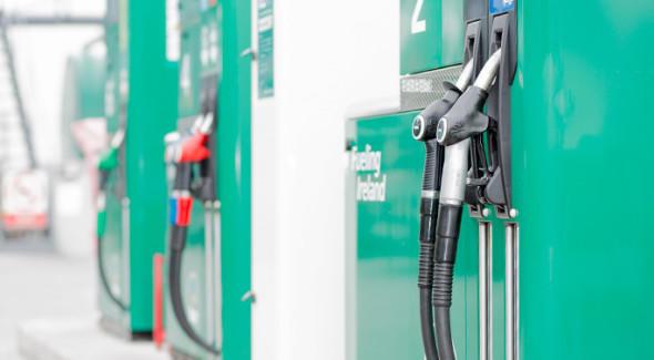 Forecourt Fuel Pumps